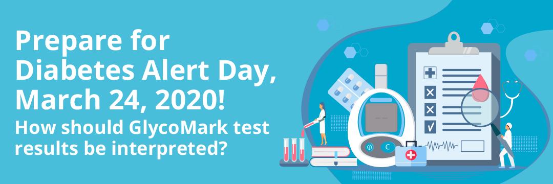 Prepare for Diabetes Alert Day,March 24,2020!